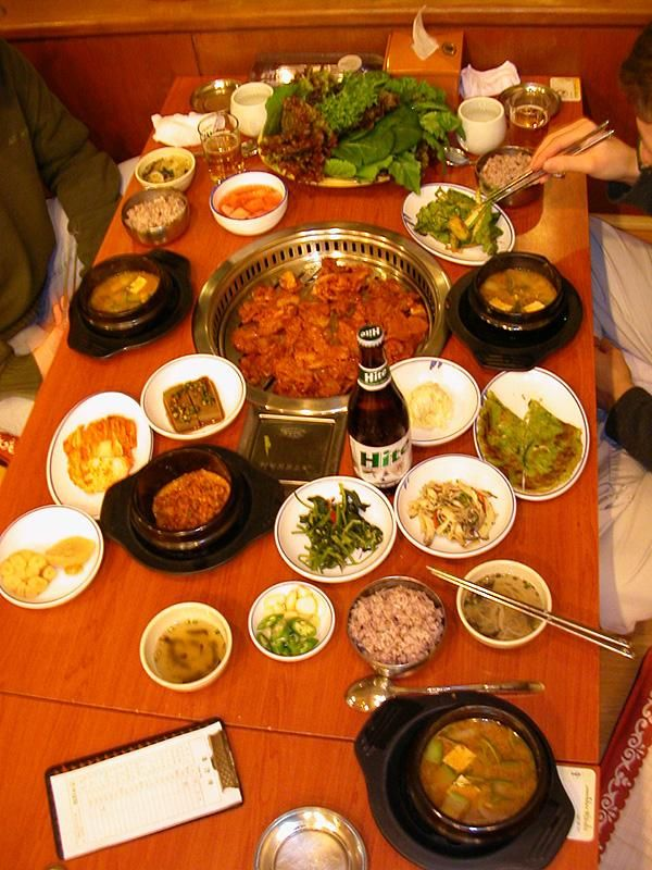 South Korean Food Photos - Travel to South Korea and enjoy the food