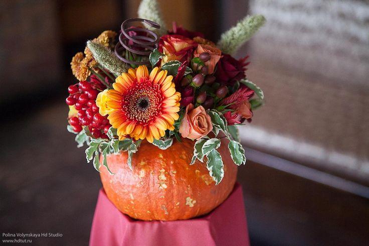 Оформление стола гостей Флористика и декор: Flower Shower