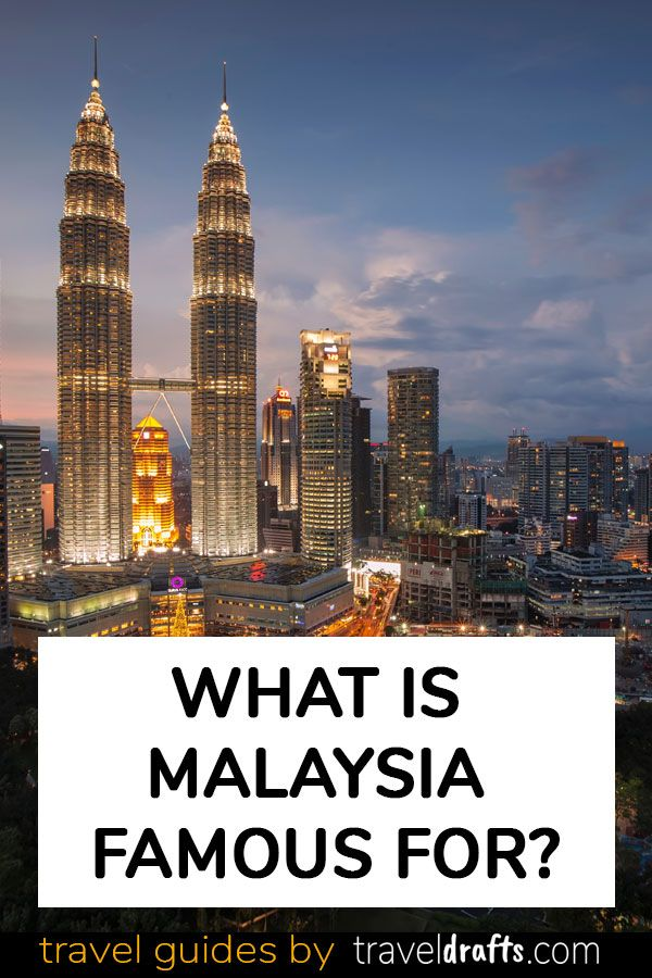 What Is Malaysia Famous For In 2020 Malaysia Travel Asia