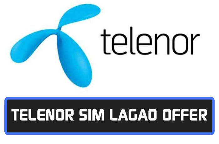 Customers Who Have Inactivated Their Sim Cards Can Enjoy The Offer That Telenor Is Giving Here Is Telenor Sim Lagao Offer In Which The Lagao Sim Cards Offer
