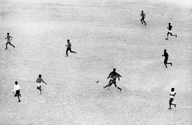 Марк Рибу. 11-1=10. Саудовская Аравия. 1974. © Marc Riboud
