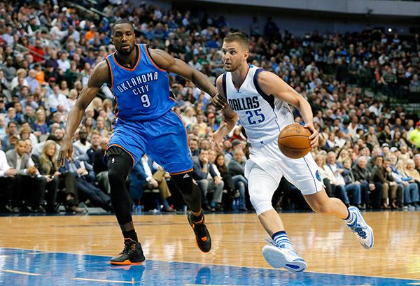 Dallas Mavericks Vs. Oklahoma City Thunder Live Stream — Watch The NBA Playoffs Online