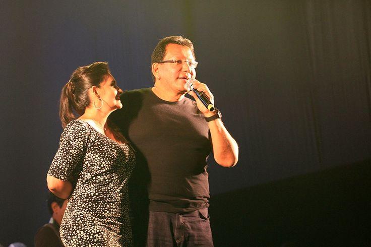 Doctora Rosmery y el Doctor Felix Moreno