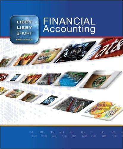 39 best test bank download images on pinterest financial accounting edition a book by robert libby patricia libby daniel short fandeluxe Gallery