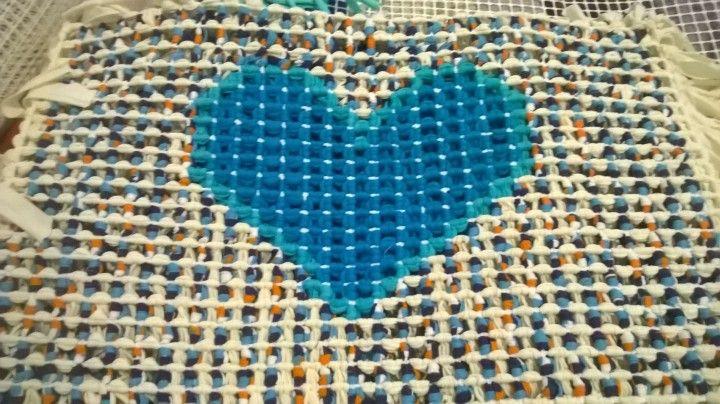 17 mejores ideas sobre alfombra de tela en pinterest - Telas para alfombras ...