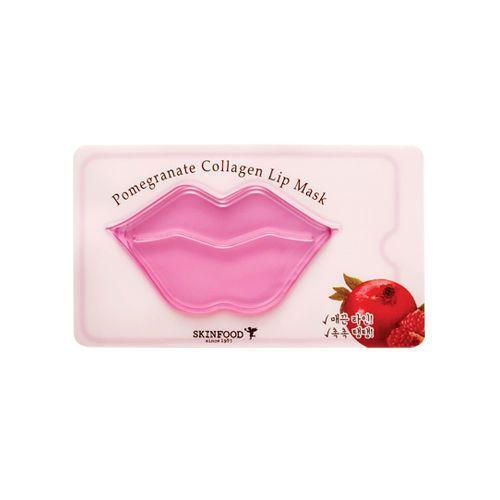 SKINFOOD Pomegranate Collagen Lip Mask 8g  for Beautiful Lips #SKINFOOD