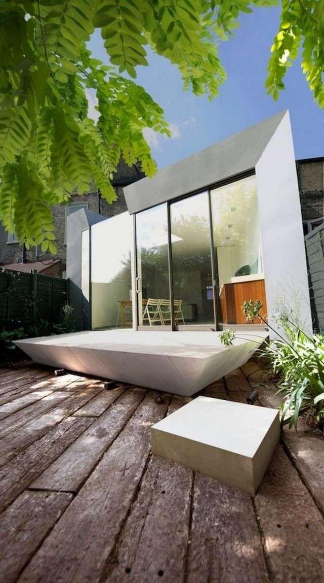 Petit jardin moderne : visite d\'oasis en 55 photos   Bungalow ...