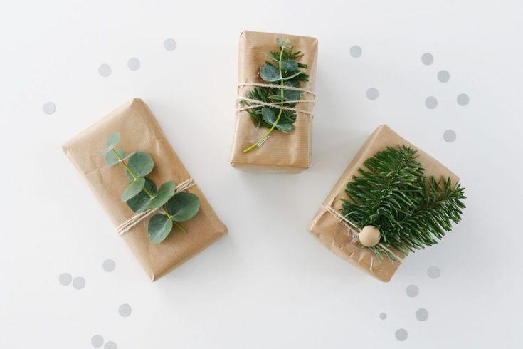 Inspiratie: cadeautjes inpakken