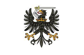 Flaga Prus Książęcych (obecnie Obwód Kaliningradzki)