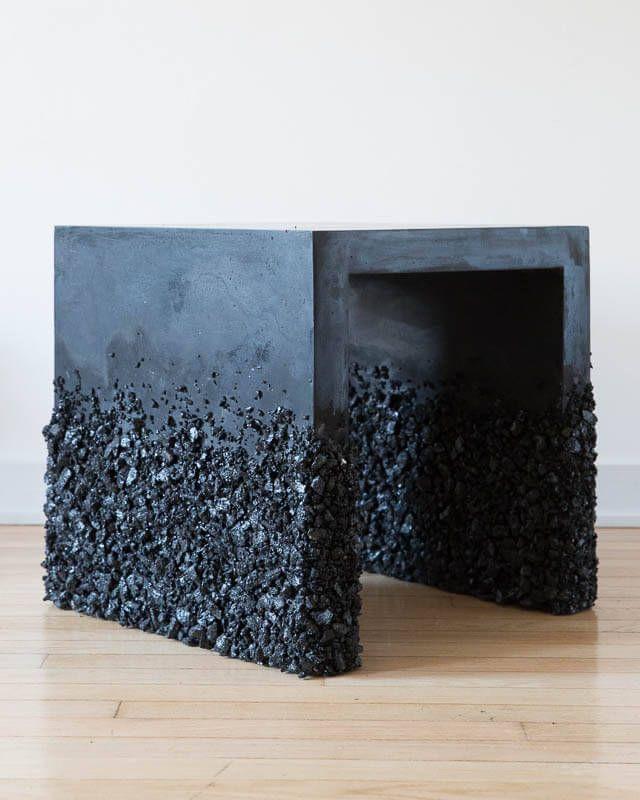 Interior designer Samuel and sculptor Dominic source rare minerals, gems stone…