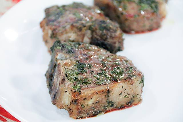 The Marilyn Denis Show | Easy Oven Baked Lamb Chops