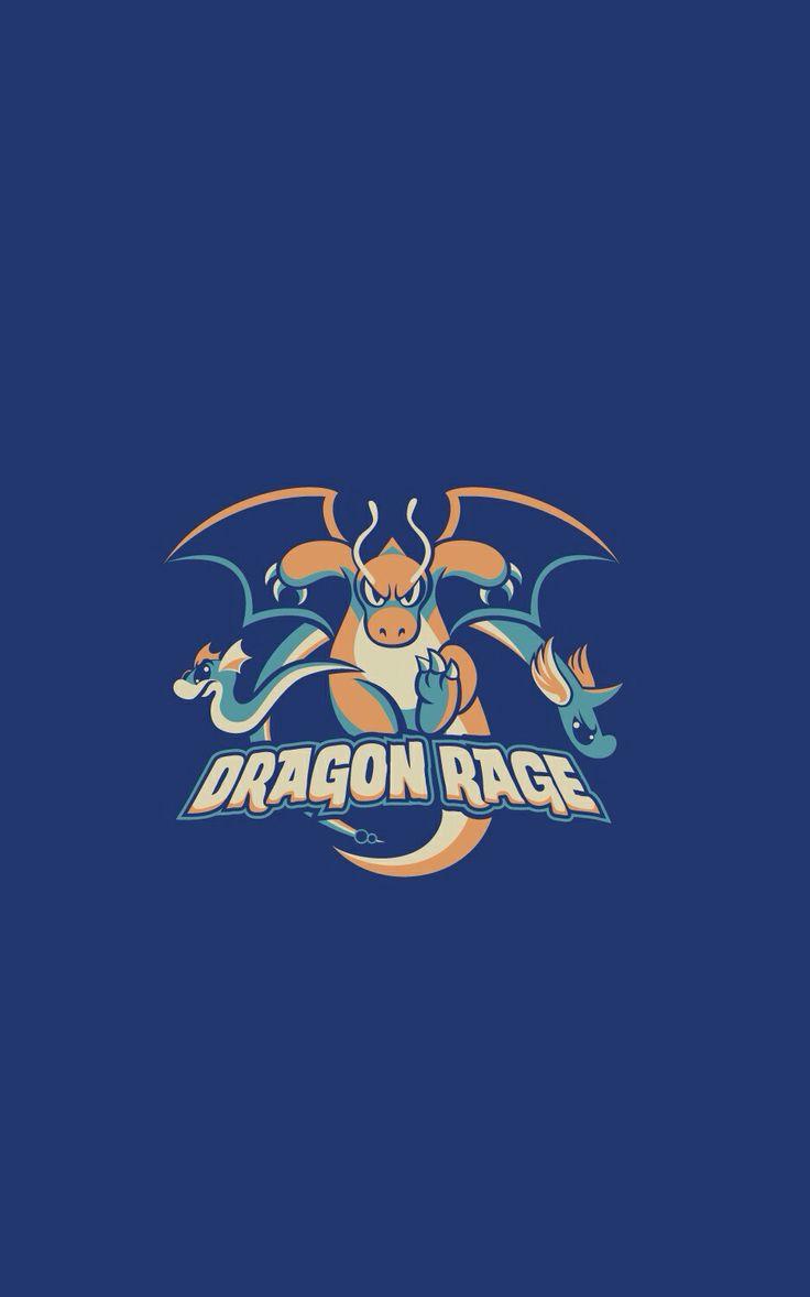Pokemon dragon rage iPhone 5 wallpaper