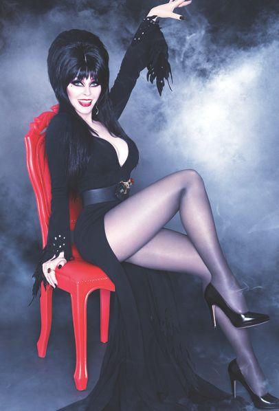 vintageruminance: Cassandra Peterson as Elvira, 1980s