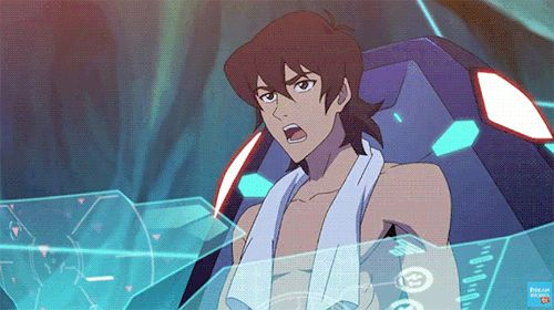 "S2 Trailer 2 - Keith: ""You woke yourself up snoring."" - Hunk: ""Sorry."""
