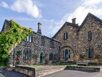 Abbey House Museum open 10 til 4pm daily Family ticket £8.40 (03.01.2015)