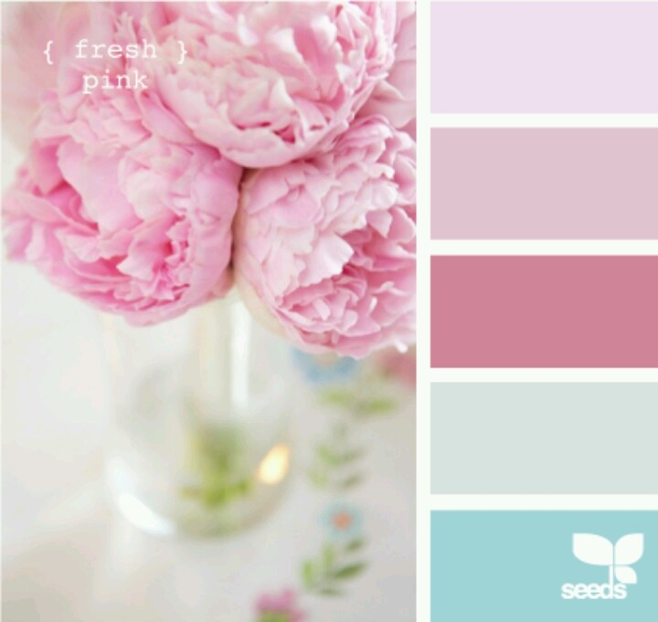 Baby girls room liking the color palette baby girl for Baby girl room colors
