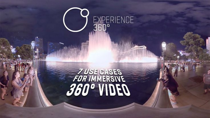 7 Use Cases for 360° Video | Experience 360° Demo