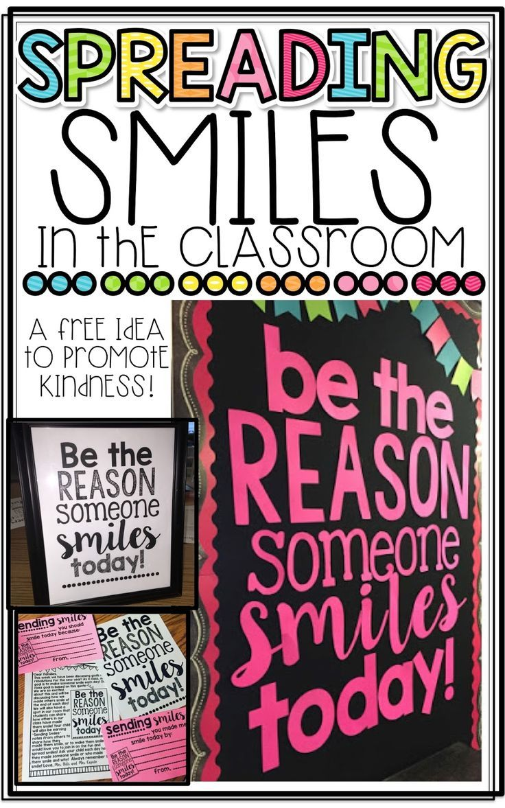Start the school with kindness! This is perfect for back to school, and creating a positive classroom environment!