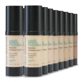 Youngblood - Liquid Mineral Foundation
