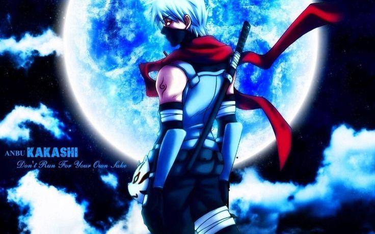 kakashi hd background