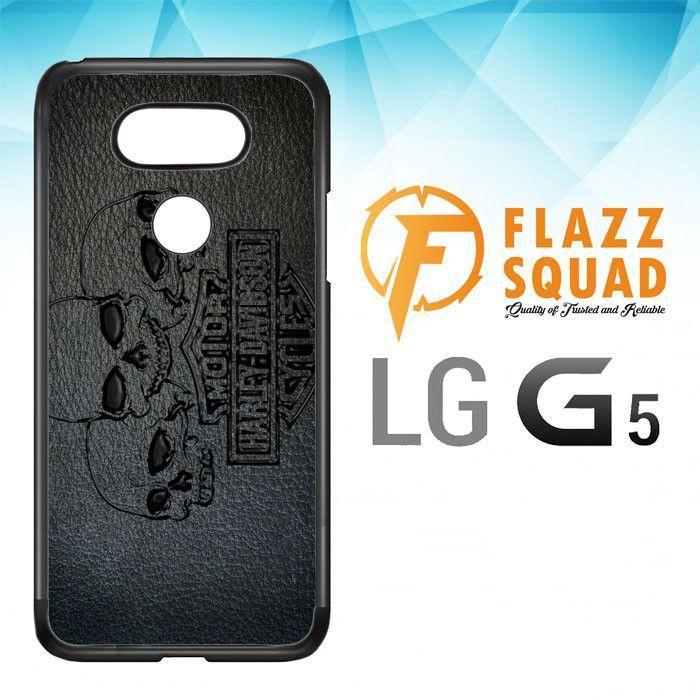Harley Skull Wallpaper X4488 LG G5 Case