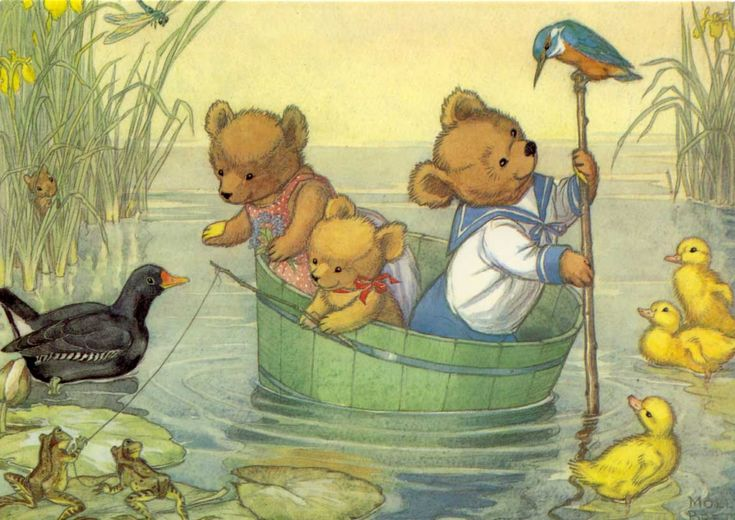 56 Best Mollies Wedding Images On Pinterest: 56 Best Images About Paintings Of Teddy Bears On Pinterest