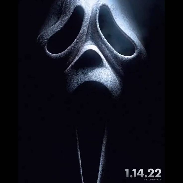 Halloween Daily News On Instagram The New Scream Movie Has Targeted January 14 2022 For The Return Of Ghostface And Her Film Facts Ghost Faces Daily News