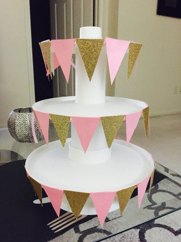 21 Best Images About Diy Ideas For Pink And Gold Baby