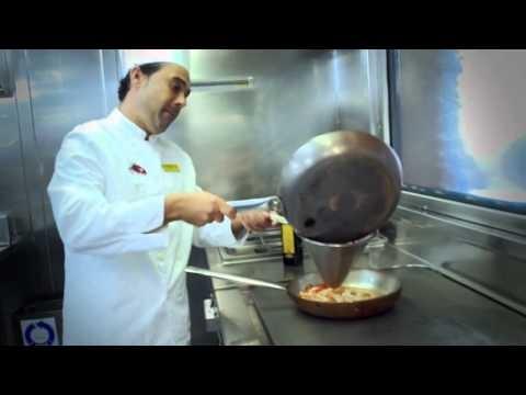 Los nuestros nos hacen diferentes... Receta italiana de Ramón F. (España) - Cocinero