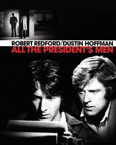 Amazon.com: All The Presidents Men: Robert Redford, Dustin Hoffman, Jack Warden, Martin Balsam: Amazon Instant Video  -  Great movie!  5 stars