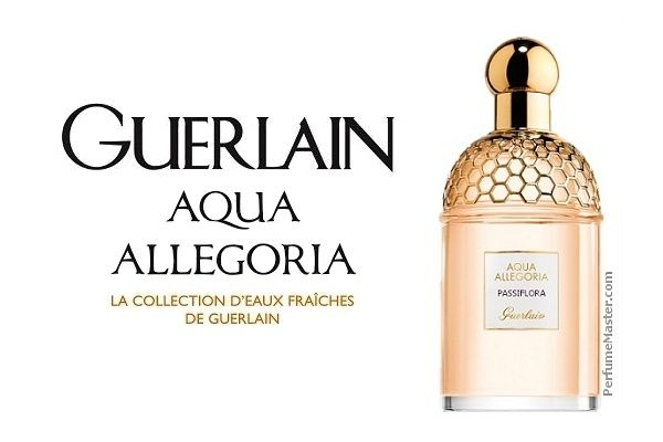 Guerlain Aqua Allegoria Passiflora New Perfume Perfume News