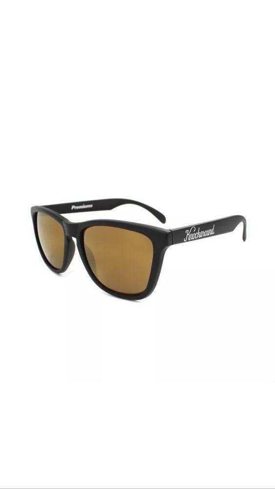 Knockaround Sunglasses Black Gold Classics #knockaround #Sport