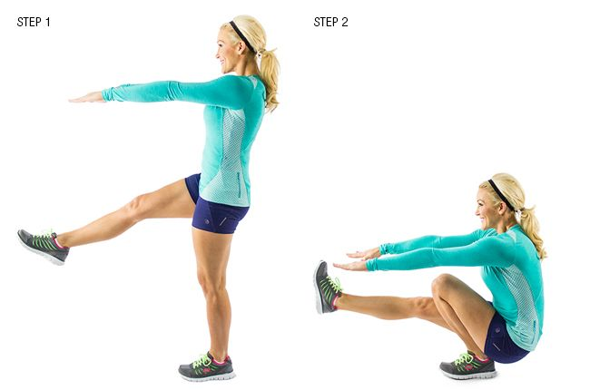 58 Game-Changing Exercises That'll Transform Your Thighs