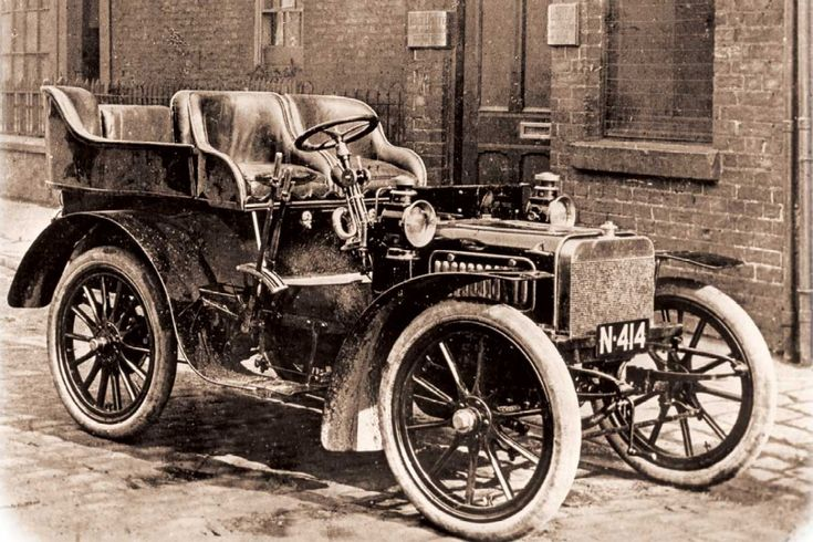 Then And Now Cars From 1890 To 1906 Cars 1901 1915 Pinterest
