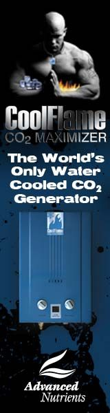 Advertisement For CO2 Generator  http://www.advancednutrients.com/hydroponics/banners.php.