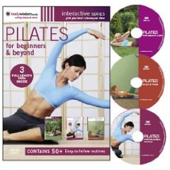 Pilates For Beginners & Beyond Boxed Set (Pilates for Inflexible People / Pilates Complete for Weight Loss / Pilates Complete Sculpt and Tone
