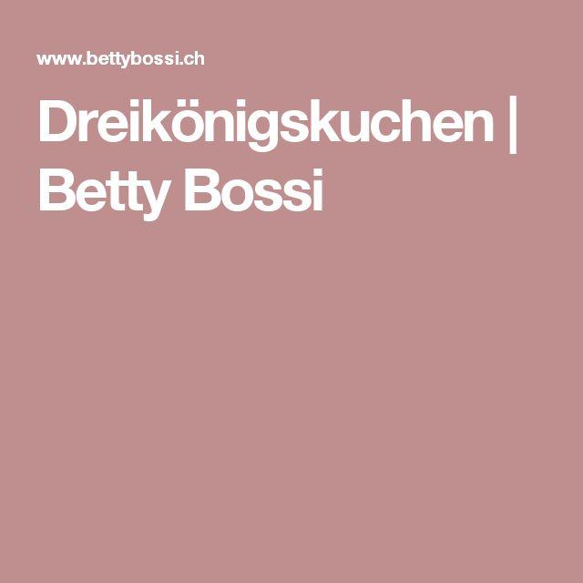 Dreikönigskuchen | Betty Bossi