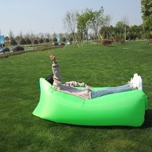 Naturehike lamzac amaca laici sedia lazy bag divano gonfiabile letto aria lounger donne sacchi a pelo invernale adulto attrezzature da campeggio(China (Mainland))