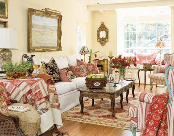 Budget French Country Home Decor