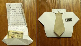 What a great way to mix up the missionaries letter! Movie tutorial to show exactly how to do it. Perfect!