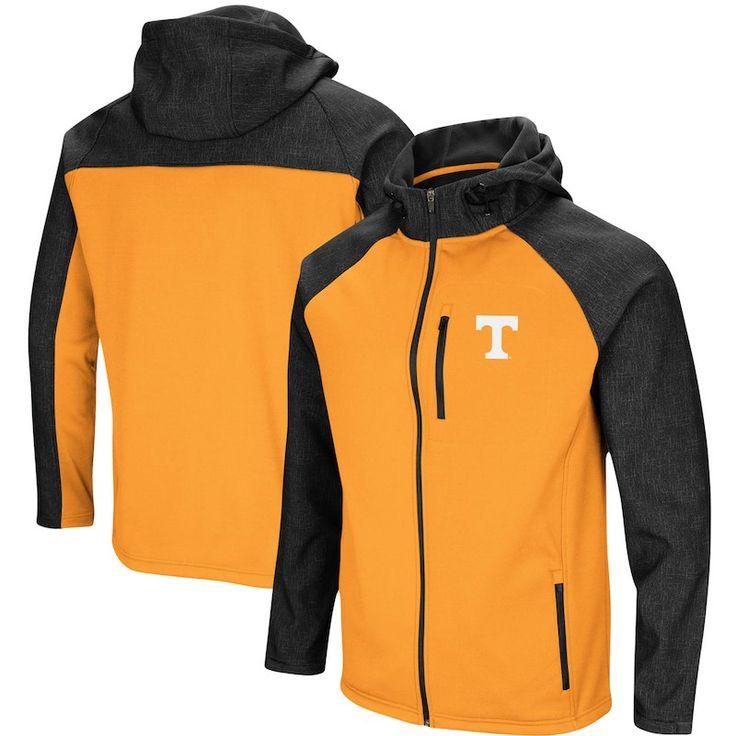 Tennessee Volunteers Colosseum Hut! Jacke mit durchgehendem Reißverschluss – Tennessee Orange  – Products
