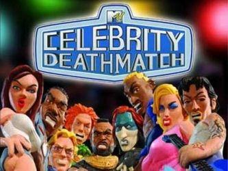 Buy celebrity deathmatch dvd