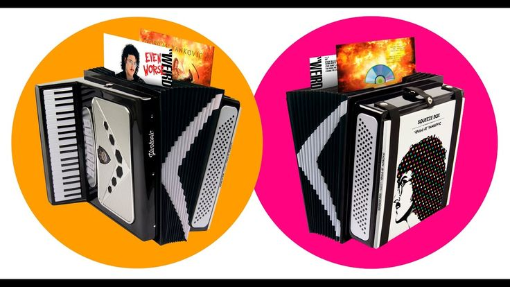 Squeeze Box: The Complete Works of 'Weird Al' Yankovic, A 15-Album Set in an Accordion Case