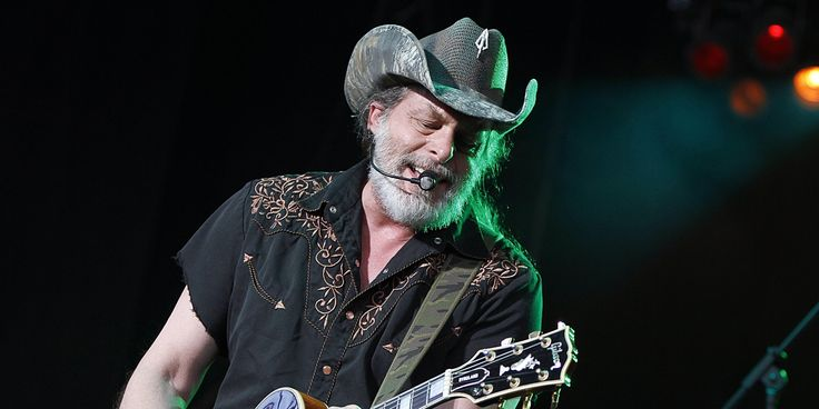 This Town Paid Ted Nugent $16,000 To NOT Appear At A Local Event--don't understand why they invited him in the first place. Geez, maybe they found out ole' patriotic Ted was a draft dodger-ya think?