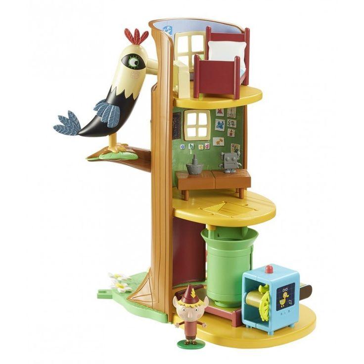 Juguete BEN Y HOLLY GRAN CASA DEL ARBOL de Bizak Precio 53,53€ en IguMagazine #juguetesbaratos
