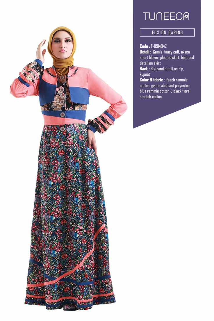 Enchantment Of Marakech by Tuneeca  #tuneeca #muslimwear #hijab #fashion #casualwear #tuneeca #muslimwear #hijab #fashion