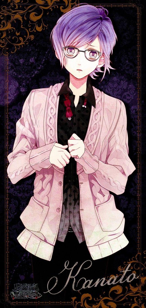 He may look sweet but he's the yandere-ish boy Lolita~