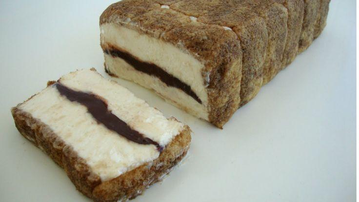 Semifreddo al Mascarpone e Nutella