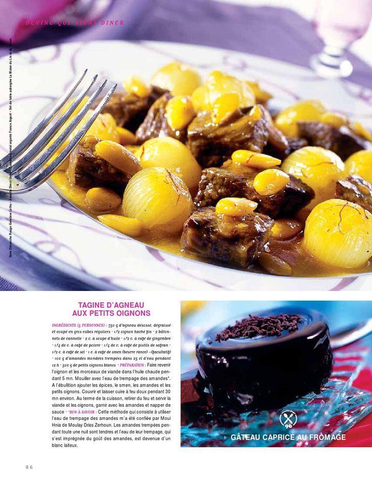 Saveurs & cuisine du maroc1  Spécial Ramadan