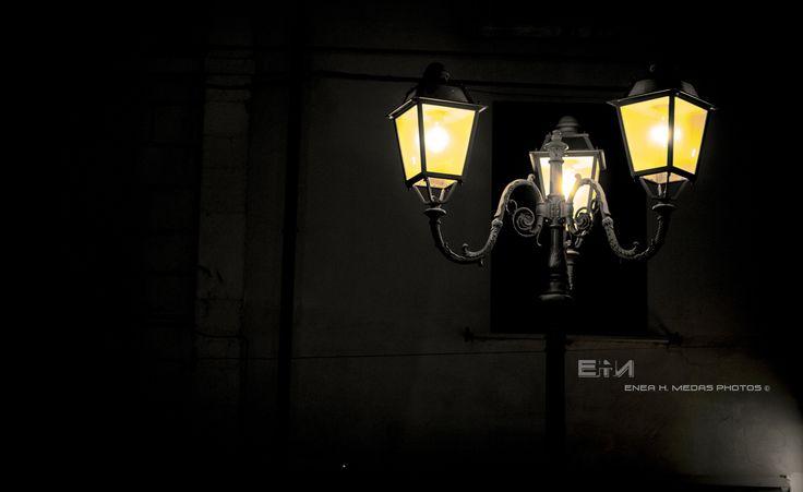 Street light - www.facebook.com/enea.mds